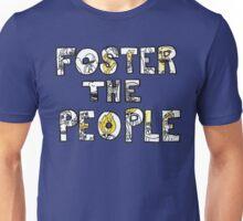 FOSTER THE PEOPLE PUMPED U KICKS Unisex T-Shirt