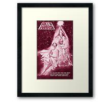 ART WARS Framed Print
