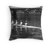 Best job in the world! Throw Pillow