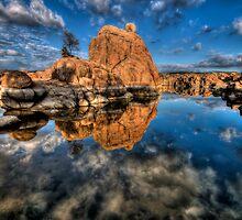 Reach For The Sky by Bob Larson
