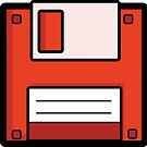 floppy disc 4 by nick94