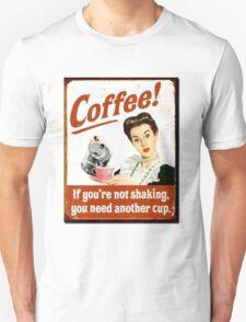 'Coffee!' advert T-shirt etc.... T-Shirt