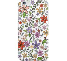 Bright Floweral pattern iPhone Case/Skin