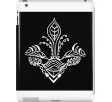 Life © feathers & eggshells - wild new things are born  iPad Case/Skin