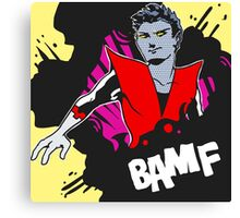 BAMF - Nightcrawler Canvas Print