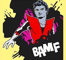 BAMF - Nightcrawler by Spartaneous