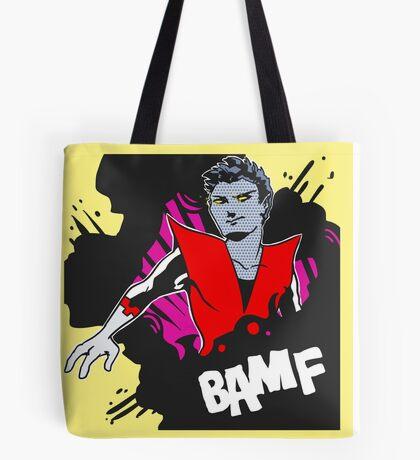 BAMF - Nightcrawler Tote Bag