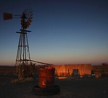 Sunrise in the Karoo 2 by fortheloveofit