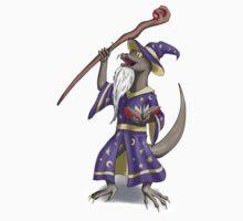 Lizard Wizard One Piece - Long Sleeve