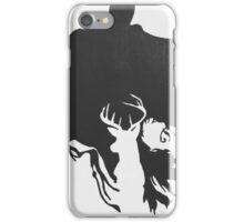Dementor & patronus  iPhone Case/Skin
