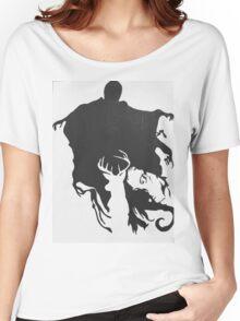Dementor & patronus  Women's Relaxed Fit T-Shirt
