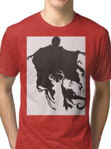 Dementor & patronus  Tri-blend T-Shirt