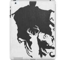 Dementor & patronus  iPad Case/Skin