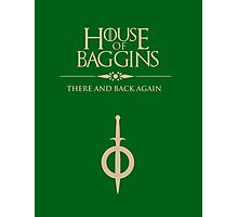 House of Baggins Photographic Print