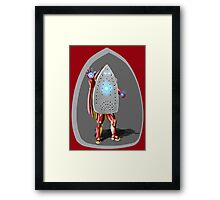 """Iron"" Man  Framed Print"