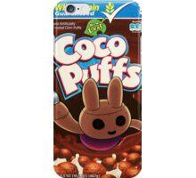 """""""Coco"""" Puffs iPhone Case/Skin"""