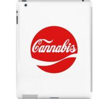 Cannabis Cola iPad Case/Skin