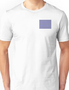 Sailor style - Seamanlike Unisex T-Shirt