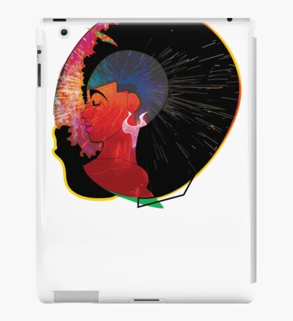 Thought iPad Case/Skin