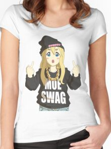 Mugi Women's Fitted Scoop T-Shirt