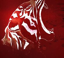 Tiger's Roar by EmilyLomax