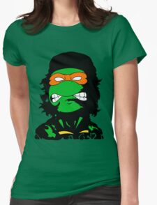 Mike Guevara Womens Fitted T-Shirt