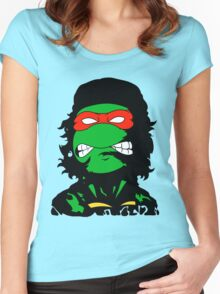 Raph Guevara Women's Fitted Scoop T-Shirt