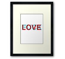Love? Framed Print