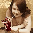 Dancing with fairies by Susie Hawkins