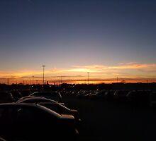 sundown  by BradleyO
