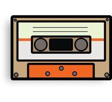 Mix tape Canvas Print