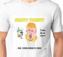 Humpty Trumpty Unisex T-Shirt