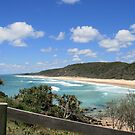 Australian East Coast Beaches by Robyn J. Blackford by aussiebushstick