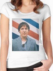 Elliott Smith Women's Fitted Scoop T-Shirt