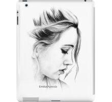 Bea Miller Pencil Sketch iPad Case/Skin