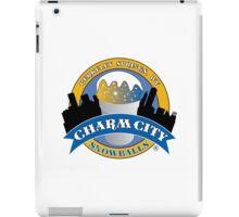 Charm City Snowballs iPad Case/Skin