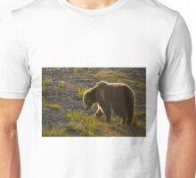 Grizzly Bear-Signed   #4571 Unisex T-Shirt