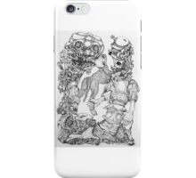 Allegory #1 iPhone Case/Skin
