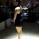 In the spotlight by Sandra Chung