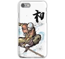 Aang from Avatar TV series iPhone Case/Skin
