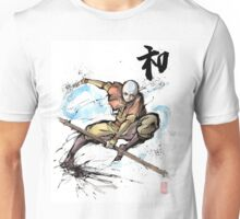 Aang from Avatar TV series Unisex T-Shirt