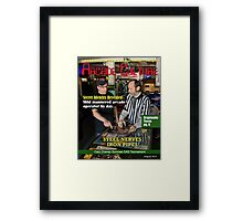 Arcade Culture - Cary Chaney Framed Print