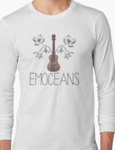 EMOCEANS Merch - Uke Long Sleeve T-Shirt