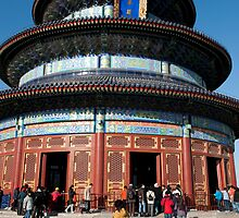 Temple of Heaven by Mark Prior