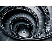 Vatican spiral Photographic Print
