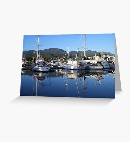 Port Hinchinbrook, Cardwell Greeting Card