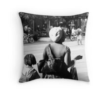 Homeward ... Throw Pillow