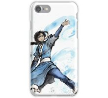 Katara from Avatar TV series iPhone Case/Skin
