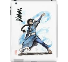 Katara from Avatar TV series iPad Case/Skin