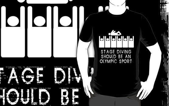 Stage Dive 2 by Stevie B